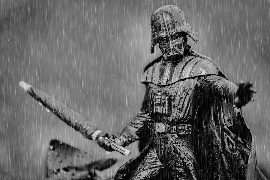 The wet side of the Force